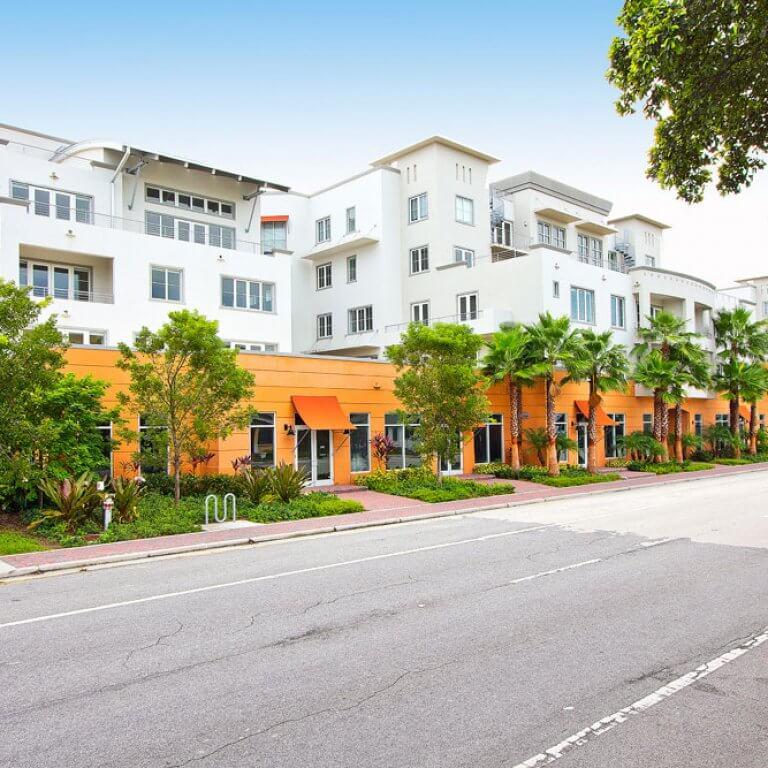 5th Avenue at Delray Beach Florida